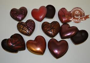 شکلات کادویی ولنتاین